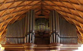 organ and brass and organ music