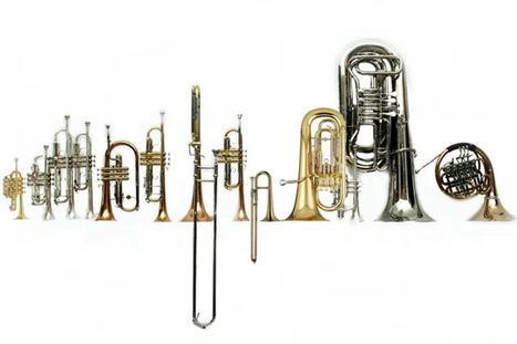 Brass instruments - Blue Ridge Symphonic Brass